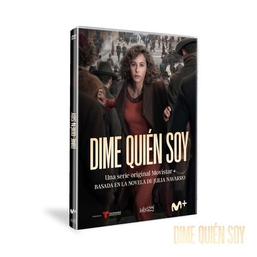 Dvd Dime Quién Soy