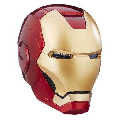 Casco Electrónico Iron Man Escala 1:1