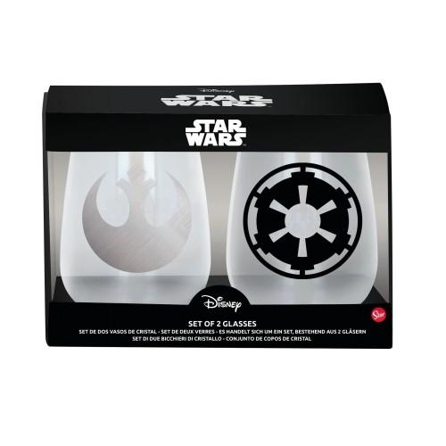 Set Vasos Star Wars 510ml