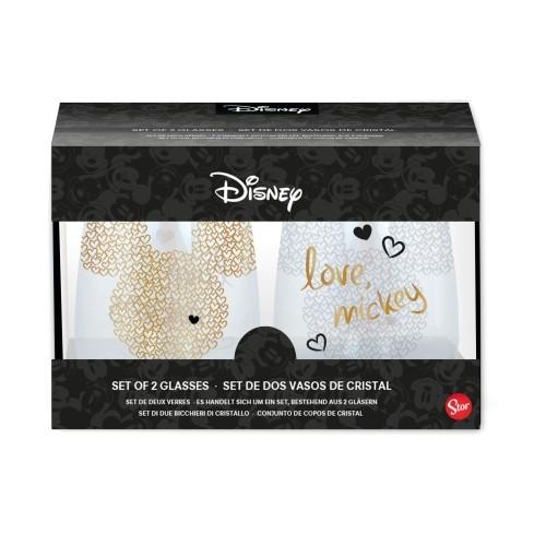 Set Vasos Mickey 510ml