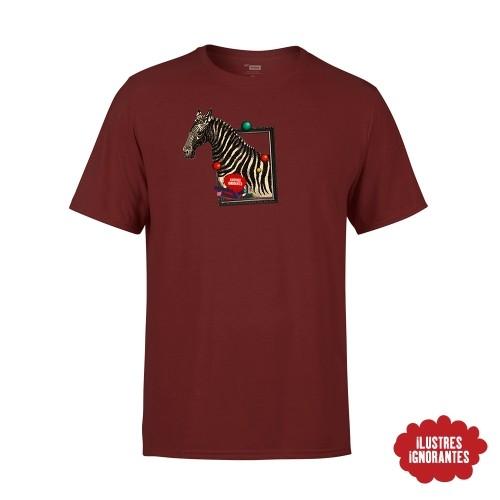 Camiseta Cebra