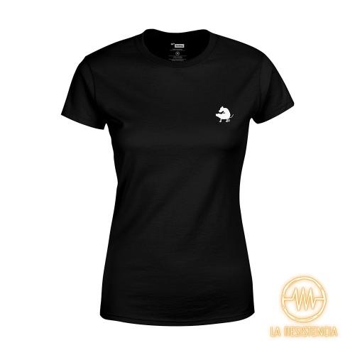 Camiseta Mujer Perros