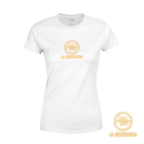 Camiseta La Resistencia Mujer Logo