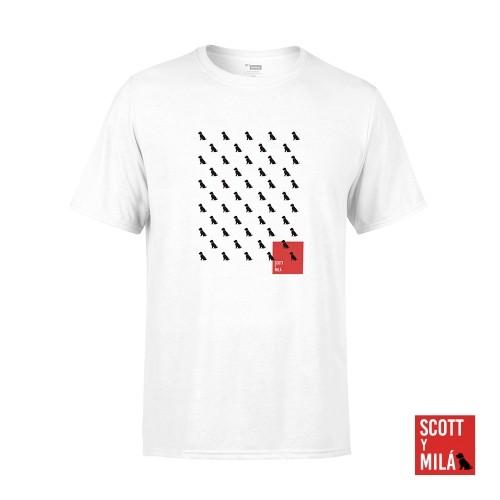 Camiseta Unisex Perritos