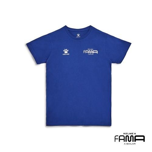 Camiseta De Manga Corta Royal De Fama Unisex