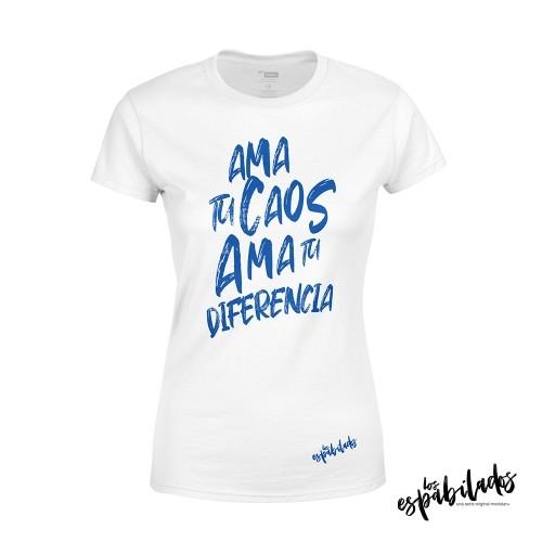 Camiseta Blanca Chica Los Espabilados