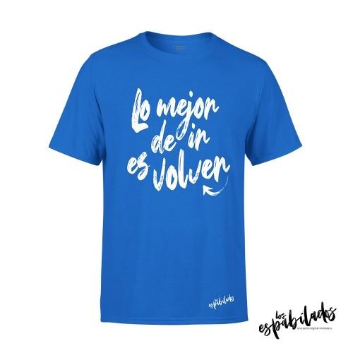 Camiseta Azul Los Espabilados