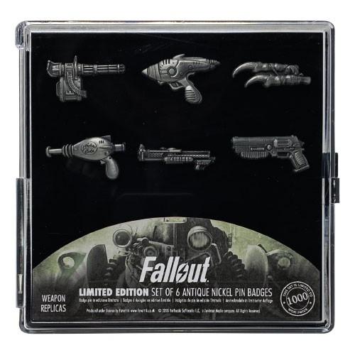 Set De Pins Fallout