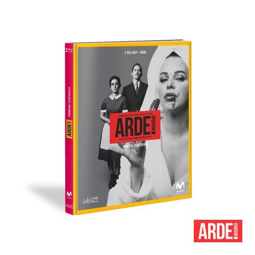 Bd Serie Completa Arde Madrid