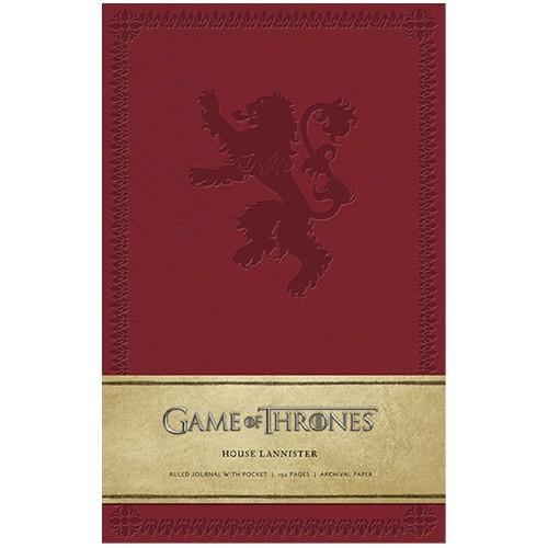 Libreta Casa Lannister 21cm