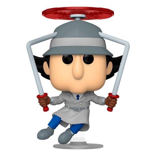 Figura Inspector Gadget Volando 9cm