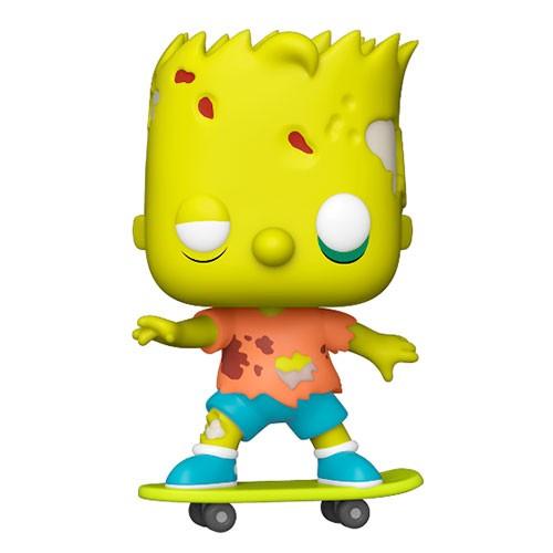 Figura Bart Zombie 9cm