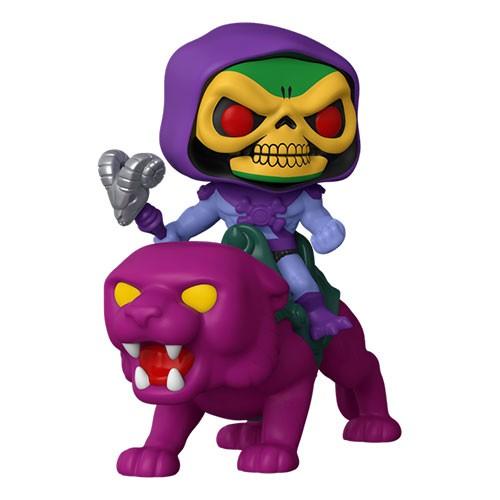 Figura Skeletor En Panthor 18cm