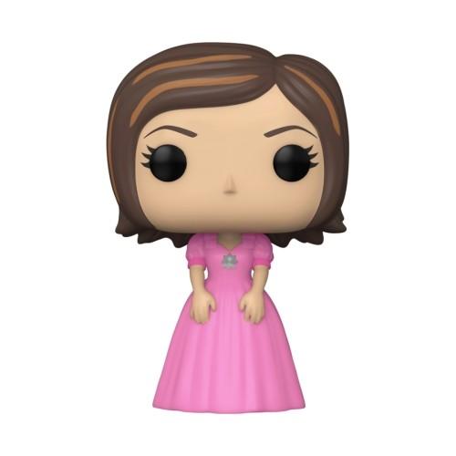 Figura Rachel Vestido Rosa 9cm