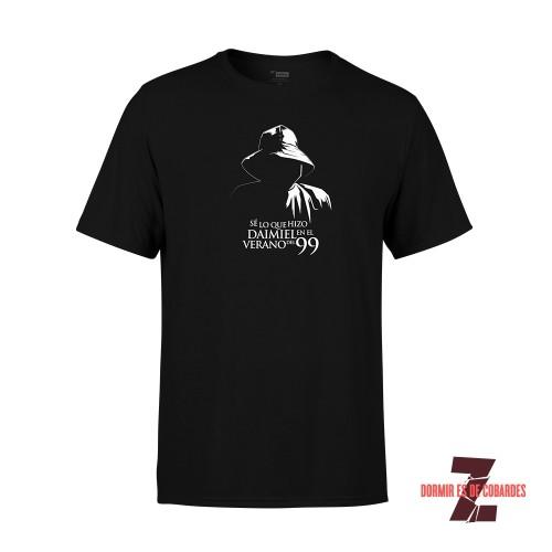 Camiseta Unisex Se Lo Que Hizo Daimiel