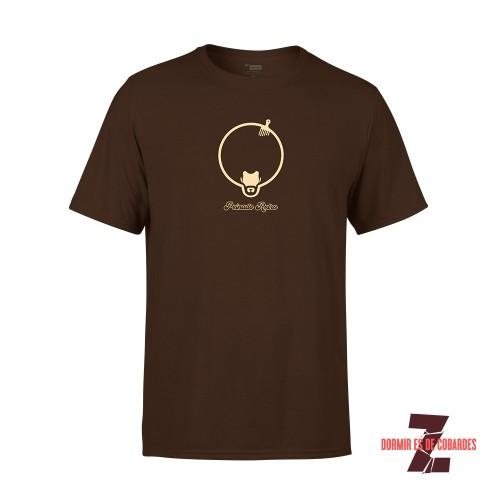 Camiseta Unisex Peinado Retro