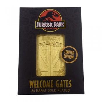 Coleccionable Parque Jurásico 13x9cm