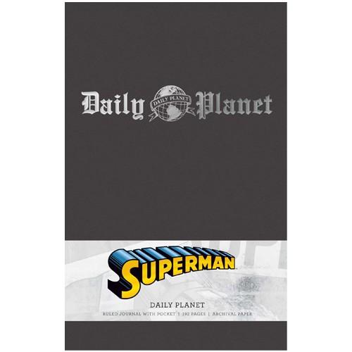 Libreta Daily Planet 21 Cm