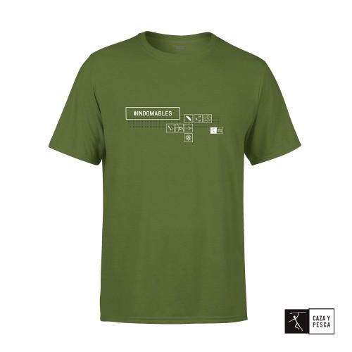 Camiseta Unisex Indomables