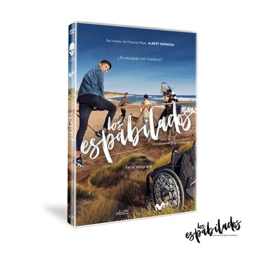 Dvd Serie Completa Los Espabilados