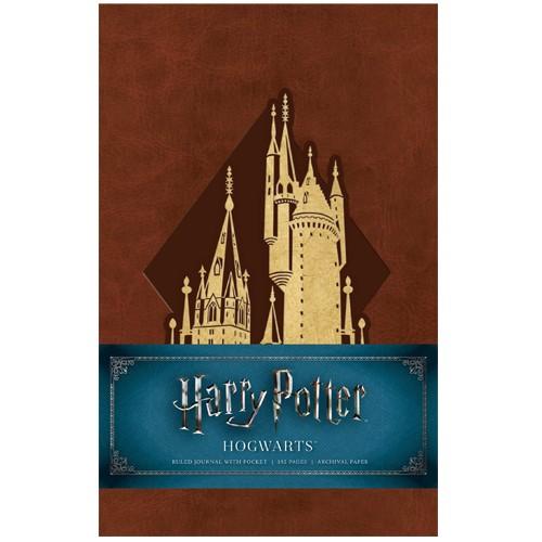 Libreta Hogwarts 21 Cm