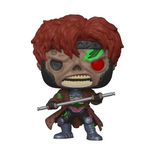 Figura Gambito Zombie 9cm