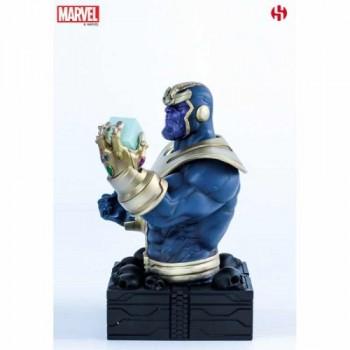 Busto Thanos Titán Loco 18cm