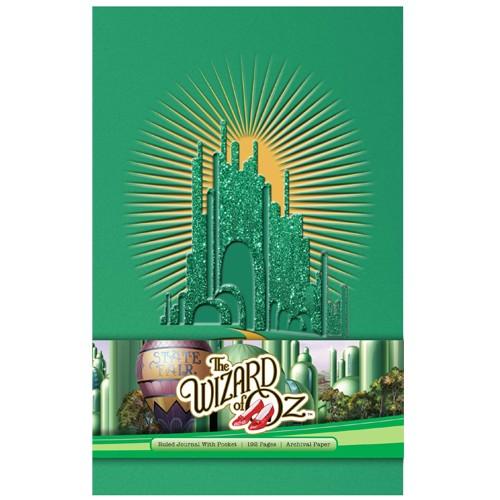 Cuaderno Tapa Dura El Mago De Oz 13x21 Cm