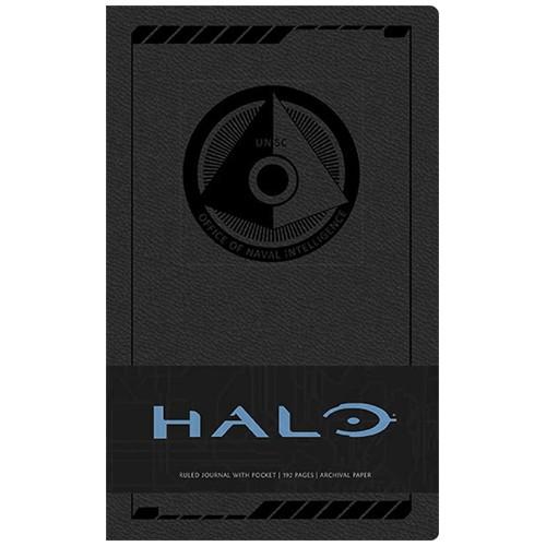 Libreta Halo 21 Cm
