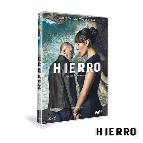 Dvd Temporada 2 Hierro