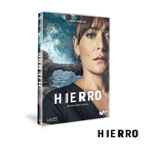 Dvd Serie Completa Hierro