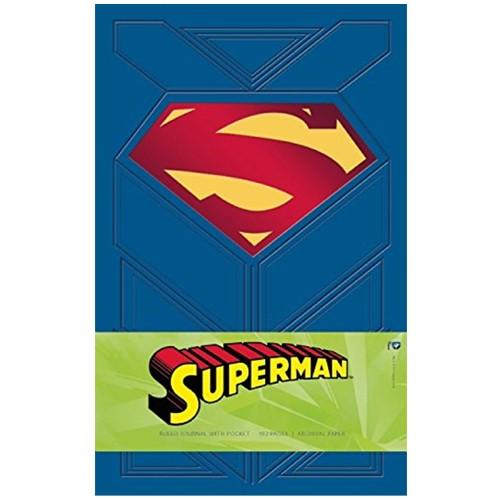 Libreta Superman 21 Cm