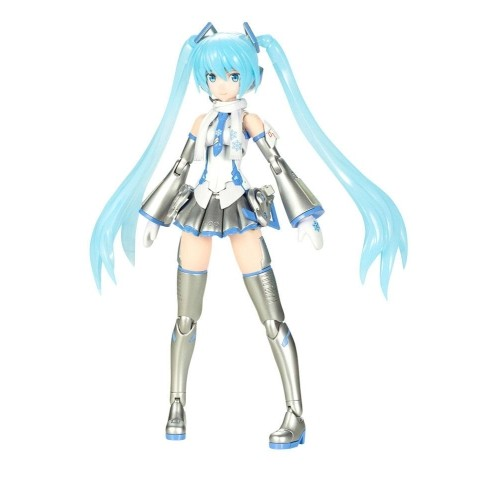 Figura De Acción Hatsune Miku 15cm