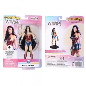 Figura Maleable Wonder Woman 17cm