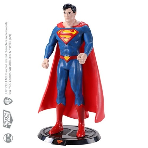 Figura Maleable Superman 17cm