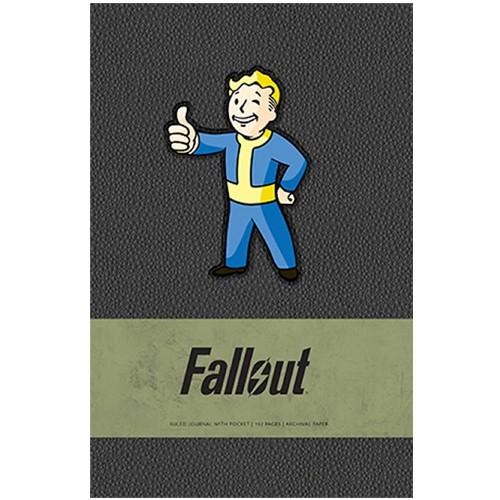 Libreta Fall Out 21 Cm