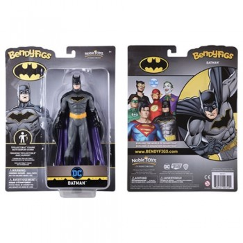 Figura Maleable Batman 17cm