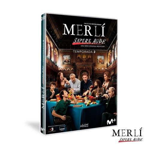 Dvd Temporada 2 Merlí
