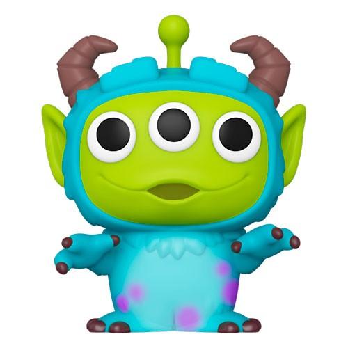 Figura Alien-sulley 9cm