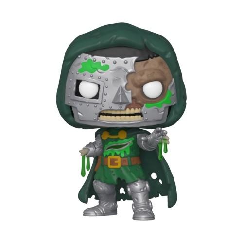Figura Dr. Doom Zombie 9cm