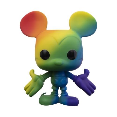 Figura Mickey Mouse - Pride 9cm
