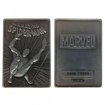 Coleccionable Spider-man 7,5x5cm