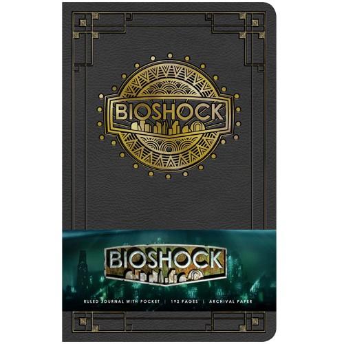 Libreta Bioshock 21 Cm
