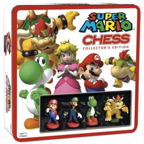 Set Ajedrez Super Mario Bros 27x27cm