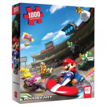 Puzle Mario Kart 1000 Piezas