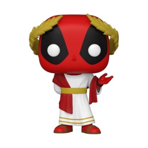 Figura Deadpool Senador Romano 9cm