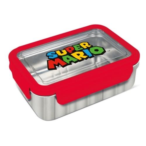 Fiambrera Logo Super Mario 1020ml