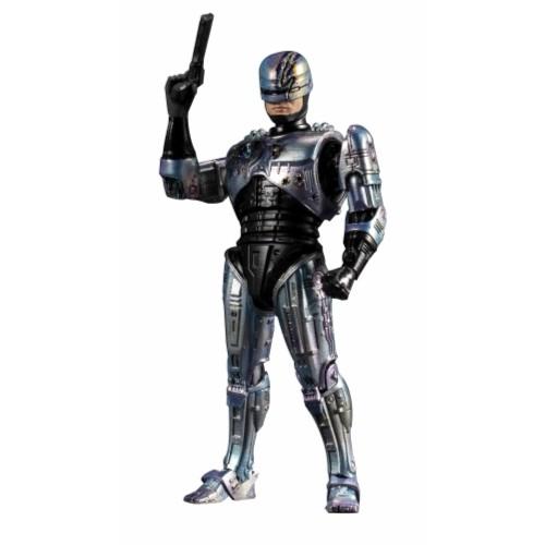 Figura Robocop 2 Dañado Escala 1:18 10cm