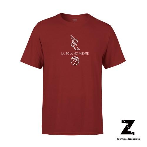 Camiseta Unisex La Bola No Miente