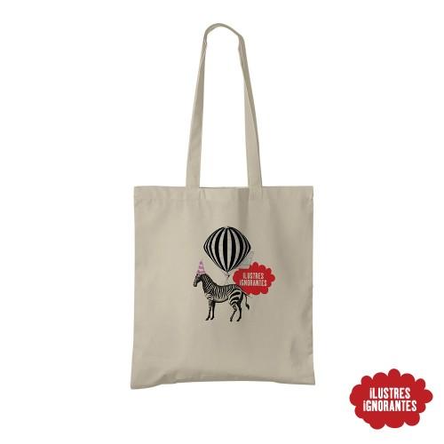 "Tote Bag ""Cebra"""